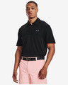 Under Armour Vanish Seamless Blocked Polo T-shirt