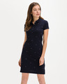 Tommy Hilfiger Felicia Embroidery Polo Dress