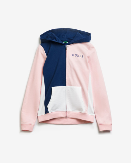 Guess Colorblock Kids Sweatshirt
