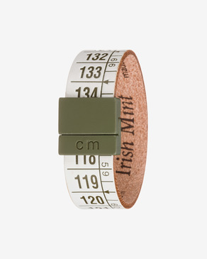 Il Centimetro Irish Mint Armband