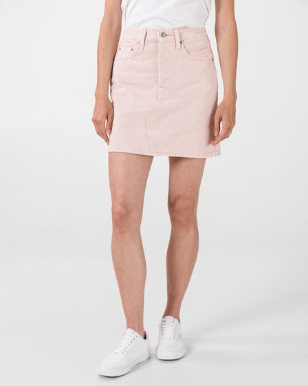 Levi's® Housemark Deconstructured Iconic Boyfriend Skirt