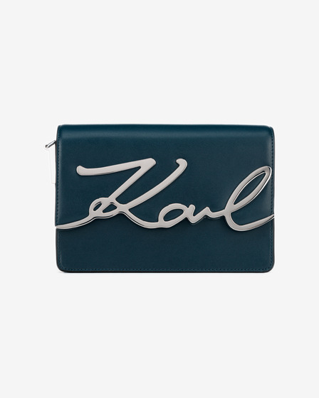 Karl Lagerfeld K/Signature Small Handbag
